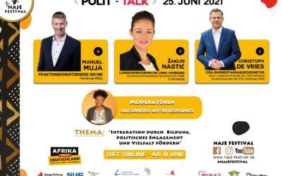 Politik, Rassismus, Bildung & Digitalisierung